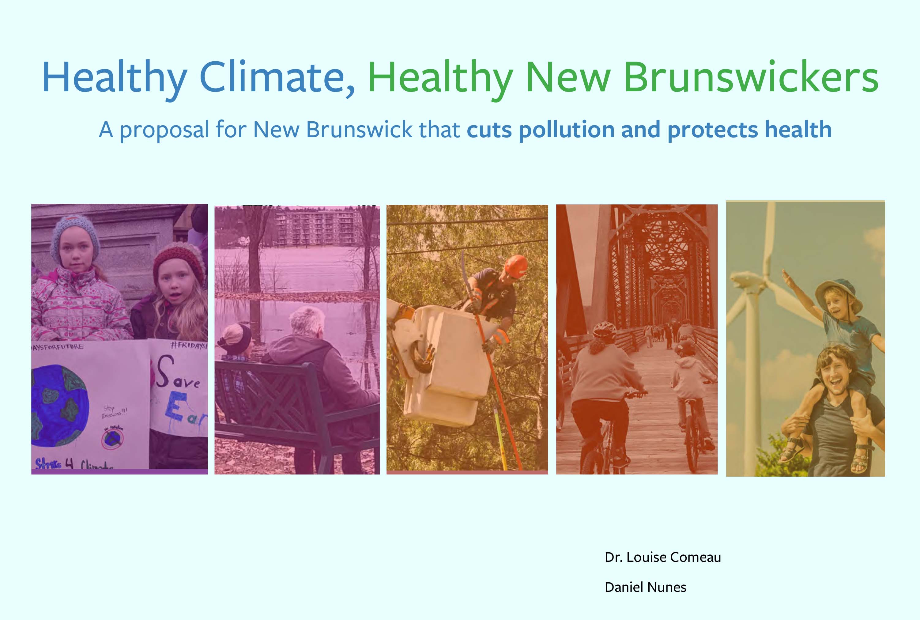 Healthy Climate Healthy New Brunswickers 1 1
